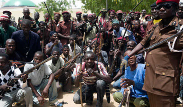 Borno Civilian JTF: Govt says there is life for them after Boko Haram