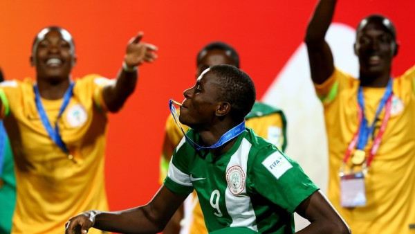 Osimhen and Malians rejoice after the medal presentation: After all it's all African glory