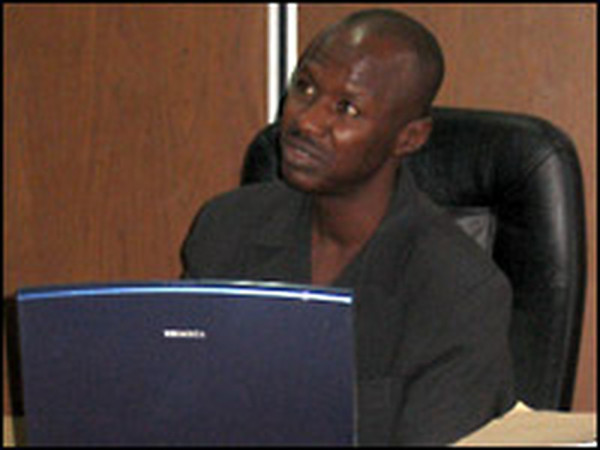 Ibrahim Magu: the most common photo of the new EFCC boss in cyberspace