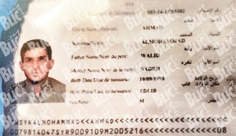 Ahmad alMohammad: was he the Paris bomber?