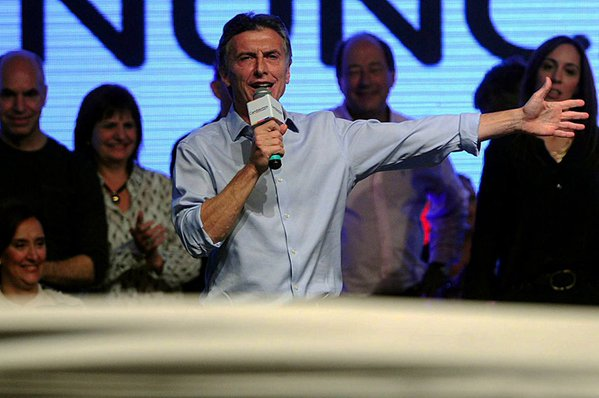 Mauricio Macri of Argentina: I have done nothing wrong