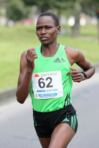 Emily Chebet: banned for 4 years