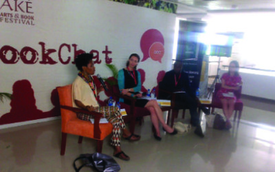Discussants at the event