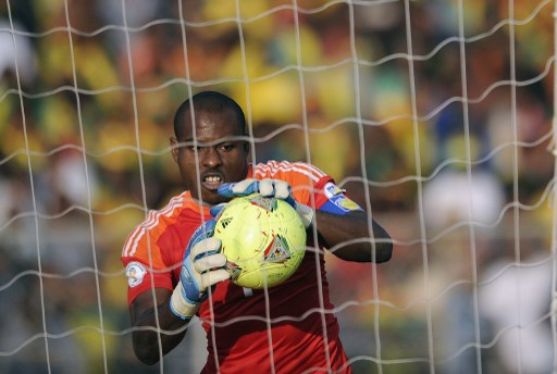 Vincent Enyeama : out of Glo-CAF award