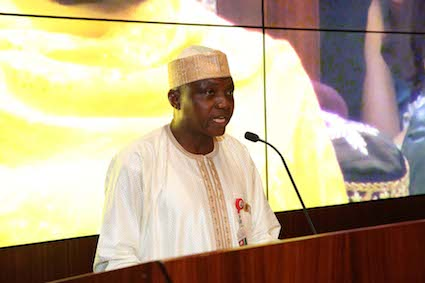 Garba Shehu: ``the greed of PDP leaders respects no boundaries of decency and rationality