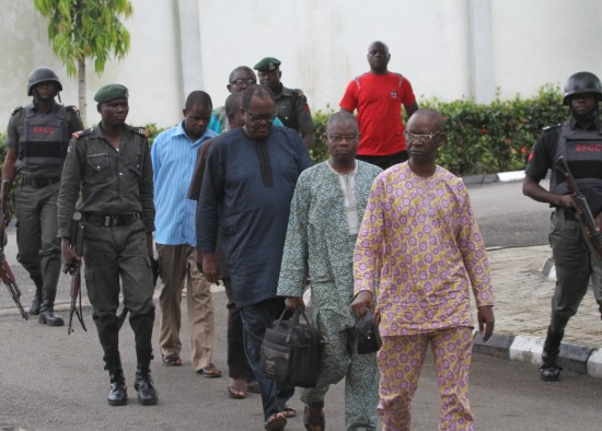 All the accused in Federal Medical Centre Owo fraud case