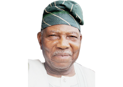 """Pa Reuben Fasoranti: """"Several efforts were made to ensure the actualisation of the Afenifere goals, but it appeared that we have not succeeded in achieving this. This is basically due to reasons best known to our members individually."""""""
