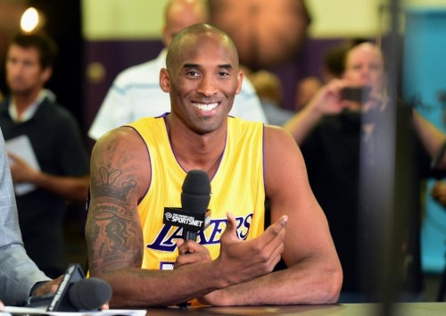 Kobe Bryant: says he is playing his last season in the NBA and with Lakers