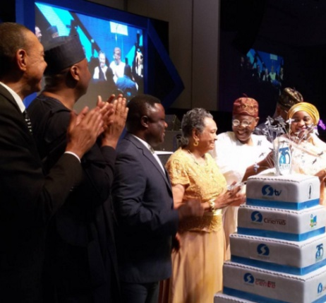 Guests at the Silverbird 35th anniversary in Lagos