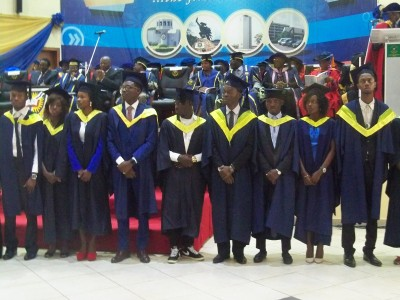 Some of the first class students