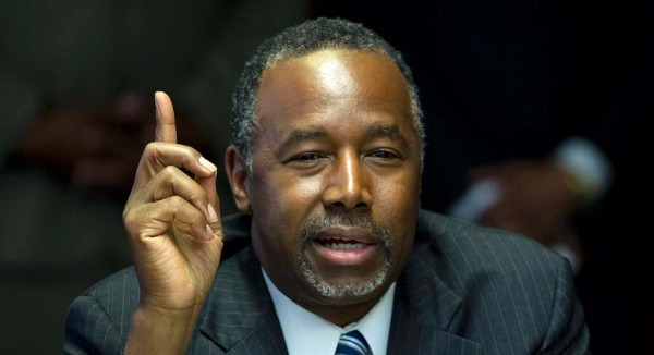 Ben Carson: signals quitting the race
