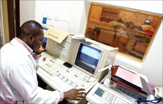 Investigation shows many radiation machines have packed up in Nigeria