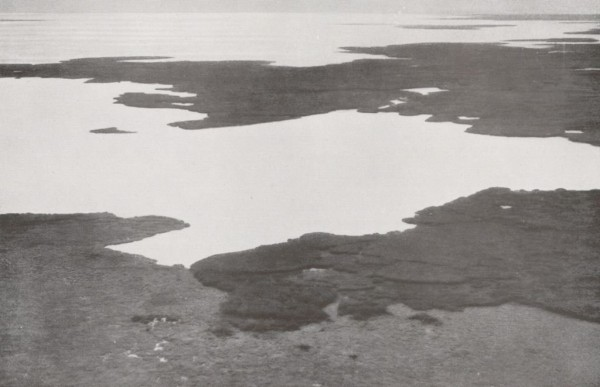 Lake Chad, world's 6th largest lake in the 1930s