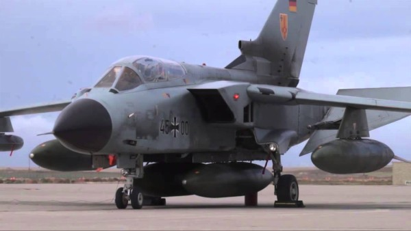 Germany's tornado jet: going to war against ISIS
