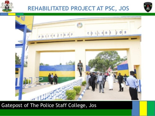 Police College Jos