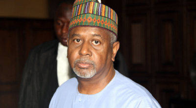 Sambo Dasuki: claims he was not invited by defence contracts panel