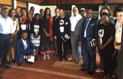 Participants at the Africa Policy Advisory Board (APAB) Meeting of ONE Campaign Africa held recently at Labadi Beach Hotel, Accra, Ghana.