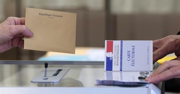 France regional elections ongoing