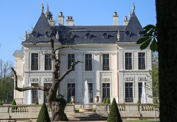 The French mansion