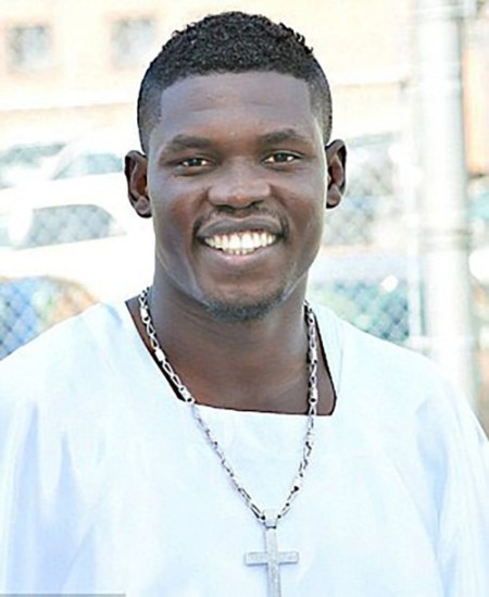 Gabriel Omogbo: charged with rape and robbery
