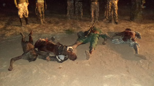 End of the Road for Boko Haram terrorists
