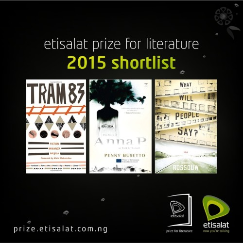 The three books in the race for the Etisalat prize