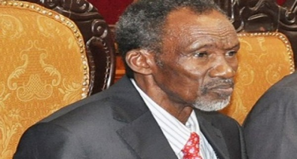 Justice Mahmud Mohammed: chief justice of Nigeria
