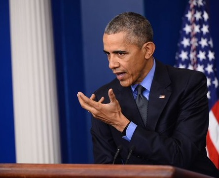 Obama: warns Americans over attitude to Muslim Americans