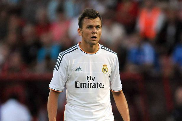 Cheryshev: has put Benitez and Real Madrid in trouble