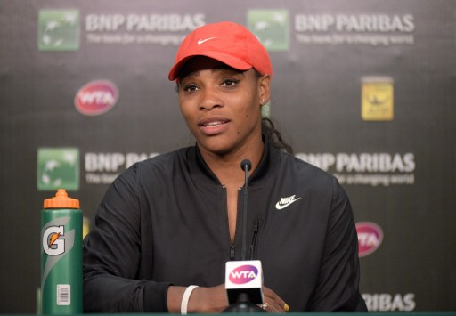 Serena Williams: knocked out by injury