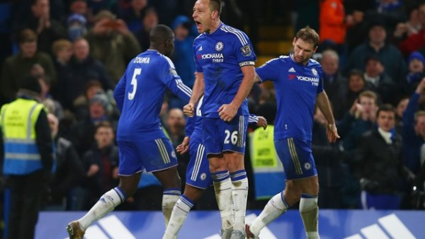 John Terry : excited for rescuing Chelsea