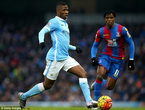 Iheanacho making name for himself at Manchester City