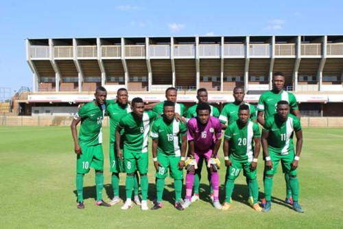Super Eagles : to tackle Catharge Eagles