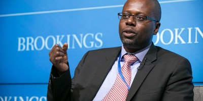 Amadou Sy, Director, Africa Growth Initiative