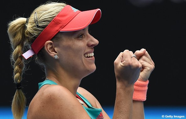 Angelique Kerber: Can she stop the fairy tale of Konta?