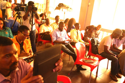 Cross section of other participants