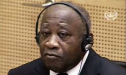 Côte d'Ivoire's former president, Laurent Gbagbo: launches new political party
