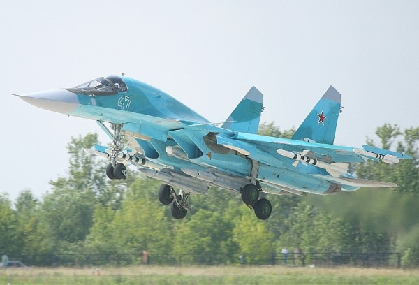 Russian SU 34 plane: Turkey claims it violated air space