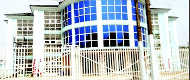One of the house marked by EFCC