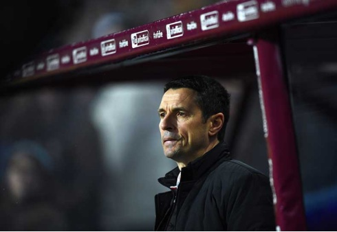 Remi Garde: relieved