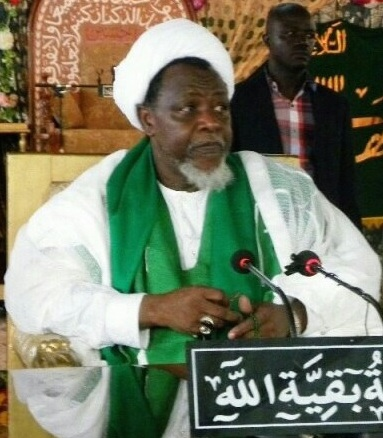 Sheikh el-Zakzaky: partially blind in detention for close to 4months