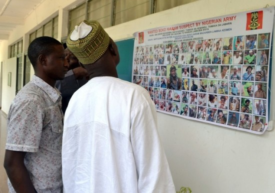 Boko Haram wanted list: I1 suspects arrested today, one of them Lagos bound