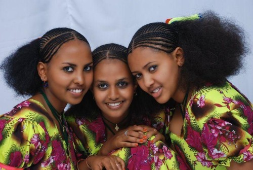 Eritrean ladies: law compelling men to marry two wives false