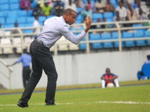 Oliseh: shouting commands the Super Eagles did not heed
