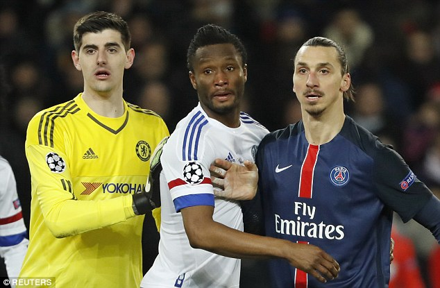 Coutois, Mikel, Zlatan