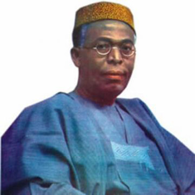 Chief Obafemi Awolowo: Leader of Opposition