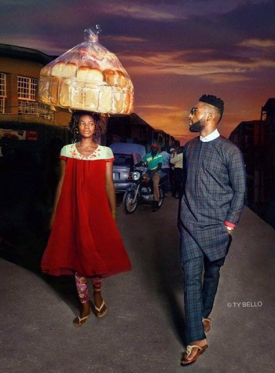 Olajumoke: The digital image that catapulted her into fame