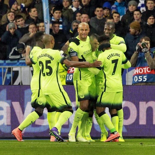 Man City players: a good performance in Ukraine