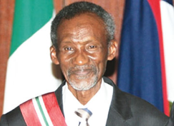 Chief Justice of Nigeria, Justice Mahmud Mohammed