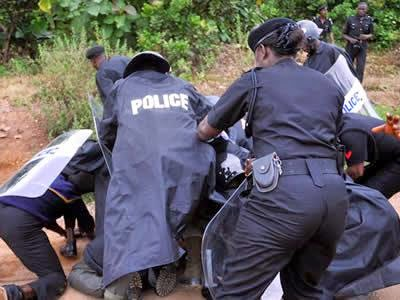 Kaduna Anti-kidnapping Squad arrest kidnappers